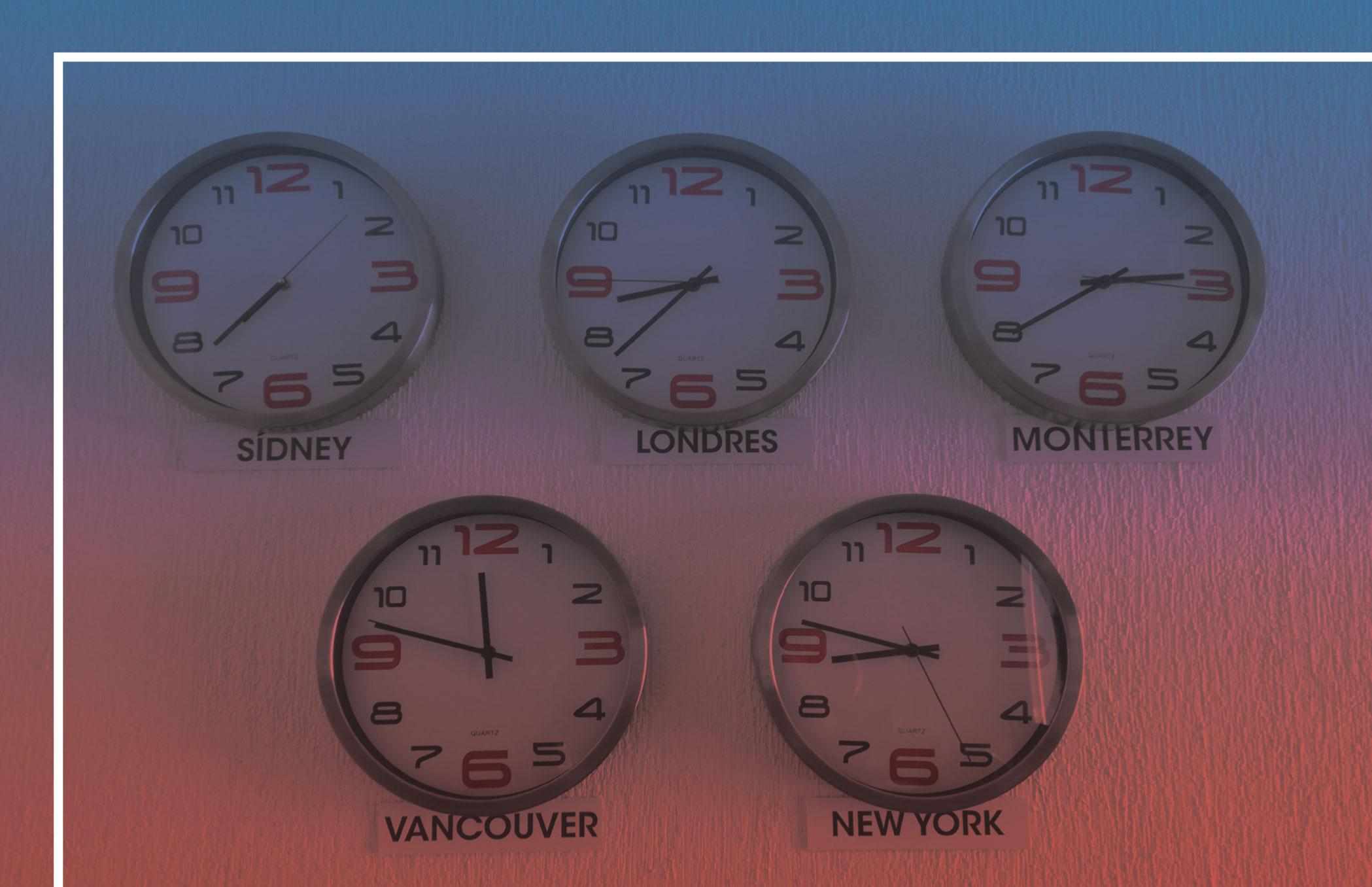fiche 3 - horloges - lieux et conditions d'exercice