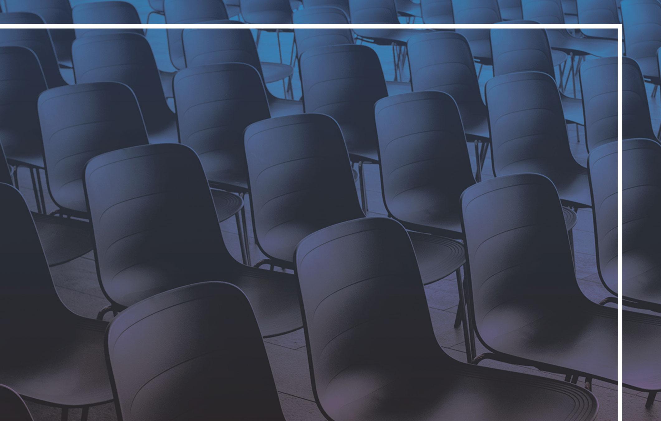 fiche 7 - rangée de chaises - formation et teletravail